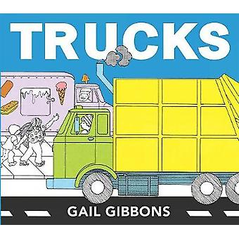 Trucks by Gail Gibbons - 9780823441495 Book