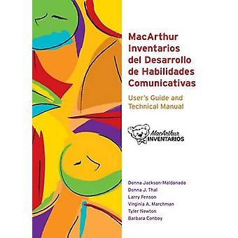 Macarthur kommunikativ utveckling Inventeringar (Cdis) User' s Guide