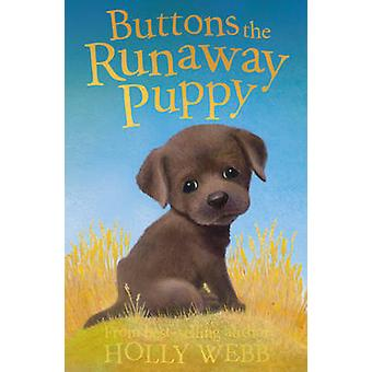 Buttons the Runaway Puppy by Holly Webb - Sophy Williams - 9781847150