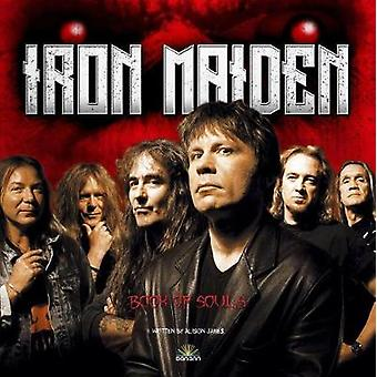 Iron Maiden Book of Souls by A. James - 9781912332250 Book