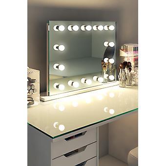 Diamond X Marcela Audio Hollywood Make-up Spiegel dimmbar k518saudCW