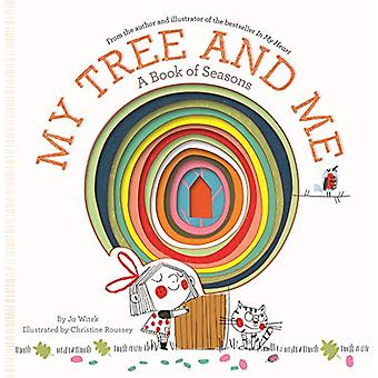 My Tree and Me - A Book of Seasons by Jo Witek - 9781419735035 Book
