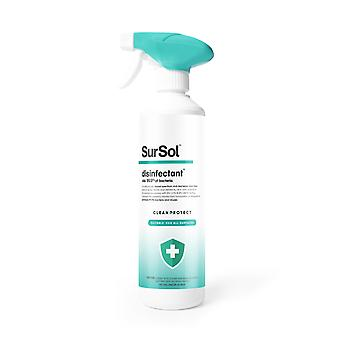SurSol Antibacteriële Ontsmettingsmiddel Surface Spray 500ml