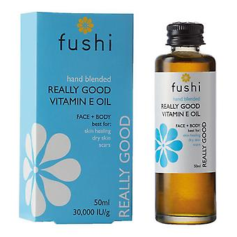 Fushi Wellbeing Really Good Vitamin E Skin Oil 50ml (F0050101)