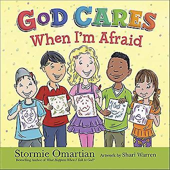 Dio si preoccupa quando io'm Paura di Stormie Omartian - 9780736976404 Libro