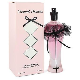 Chantal Thomas Pink Eau De Parfum Spray By Chantal Thomass 3.3 oz Eau De Parfum Spray