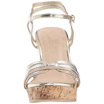 Callisto Women's Brush Wedge Sandal