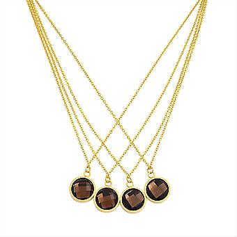 Edforce necklace and pendant 05-0987-N - Women's necklace and pendant