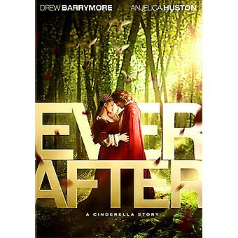 Ever After [DVD] USA import