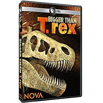 Nova: Bigger Than T Rex [DVD] USA import