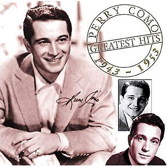 Perry Como - Greatest Hits: 1943-53 [CD] USA import