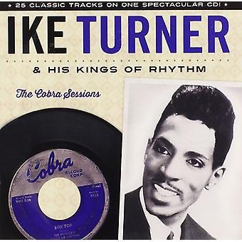 Ike Turner & the Kings of Rhythm - Cobra Sessions [CD] USA import