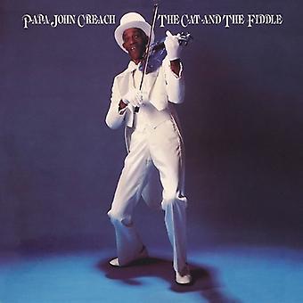 Papa John Creach - Cat & the Fiddle [CD] USA import