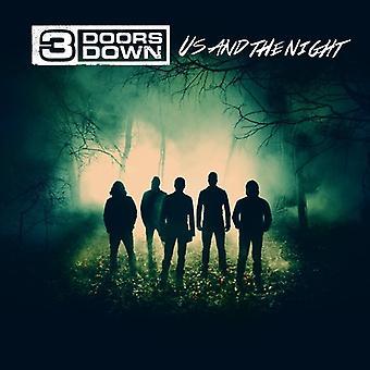 3 doors Down - nous et l'importation des USA de la nuit [Vinyl]