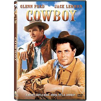Cowboy [DVD] USA import