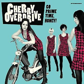 Cherry Overdrive - Go Prime Time Honey! [CD] USA import