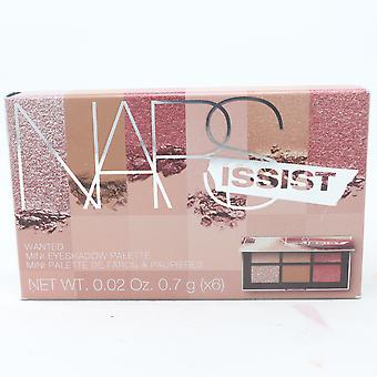 Nars Narsissist Wanted Mini Eyeshadow Palette  / New With Box
