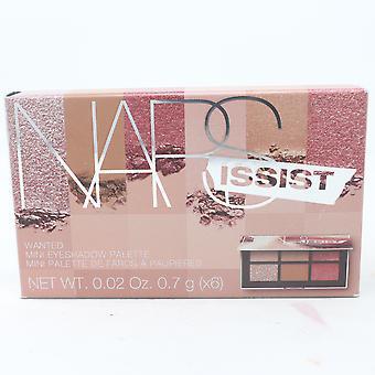 Nars Narsissist Wanted Mini Eyeshadow Palette / Nouveau avec box