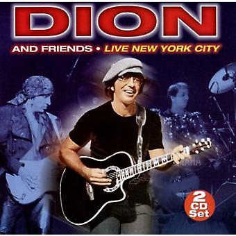 Dion & vänner - levande New York City [CD] USA import