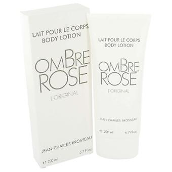 Ombre Rose Body Lotion By Brosseau 6.7 oz Body Lotion
