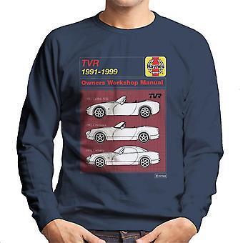 Haynes TVR 1991 bis 1999 Workshop Handbuch Herren's Sweatshirt