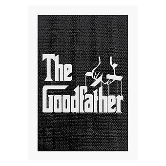 The Goodfather Godfather A4 Print