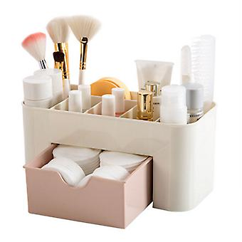 Plastic Makeup Case, Organizer, Storage Boxes For Cosmetics Jewelry