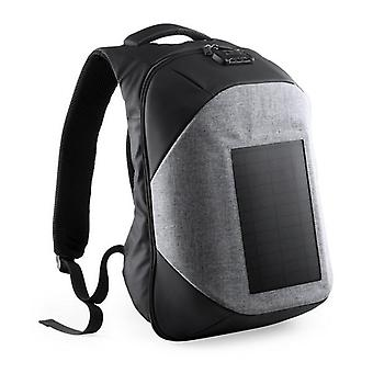 Mochila antirroubo com USB e Tablet e Compartimento de Laptop