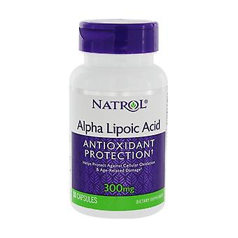Alpha Lipoic Acid, 300mg 50 caps