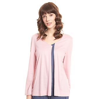 Rösch Pure 1203570-16591 Kvinnor's Dusty Rose Pyjama Top