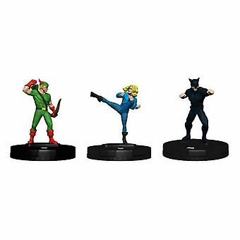 Heroclix DC Green Arrow and the Justice Society OP Kit