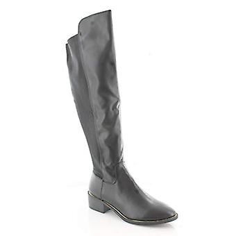 Material Girl Darcell Women's Boots Black Size 8.5 M