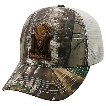Marshall Thundering Herd NCAA TOW Yonder Real Tree Camo Snapback Hat