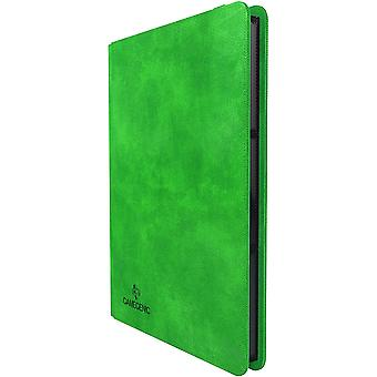 Gamegenic Prime Album 18-Pocket - Verde