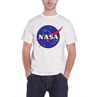 NASA T Shirt Classic Insignia Logo new Official Mens