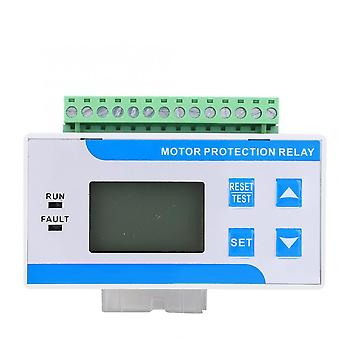 Ac220v 3-160a Integrated Motor Protector 3-phase Digital Over-current -failure