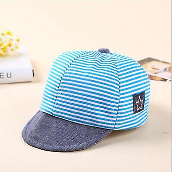 Cartoon Bear Baby Cap Summer Spring Adjustable Baseball Sun Hat With Ears