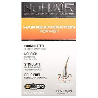 Natrol Nu Hair For Men, 60 Tabs