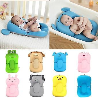 Newborn Baby Bath Pad Non-slip Bathtub Shower Portable Air Cushion Bed Baby Mattress