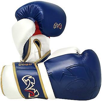 Rival Boxing RB80 Impulssipussihanskat - Laivasto