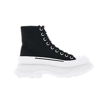 Alexander McQueen Converse Black 611706w4l321070 shoe