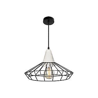 Maine Pendant Lamp 1xe27 Ambar