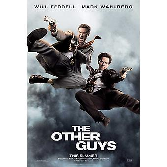 The Other Guys Movie Poster Print (27 x 40)