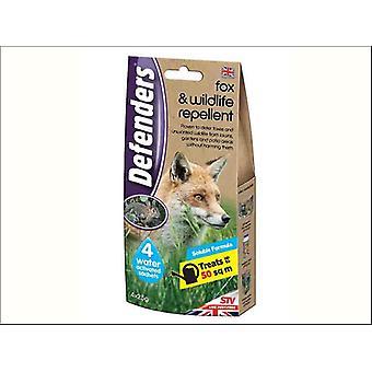STV Fox & Wildlife Repellent 4 x 25g STV416