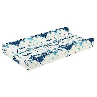 Baby Diaper Changing Mat, Reusable Nursing Table Removable Cloth Cover