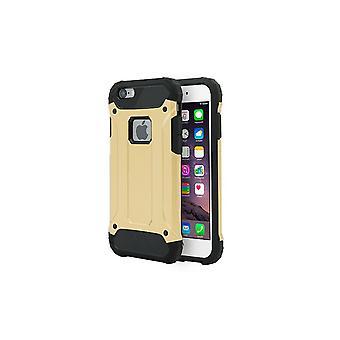Aquarius robuste robuste Rüstung Fall für iPhone 7 Plus, Gold