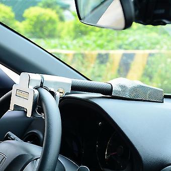 Car Steering Wheel Lock, Anti Theft Safety Alarm Lock Automobile Accessories