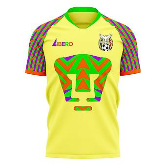 Jorge Campos Mexico 2020-2021 Concept Kit (Libero) - Adult Long Sleeve