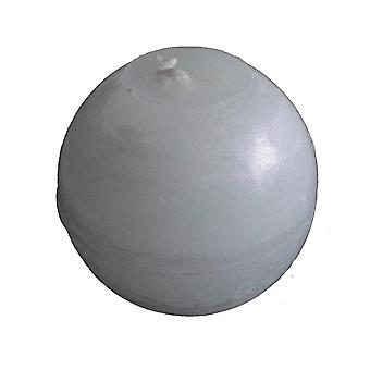 Klotljus, Vitt 6 cm 4 - pack