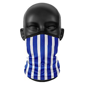 Sheffield Mittwoch FC Farben Snood Gesicht Maske Schal Fußball Club Buff Kopfbedeckung Tube